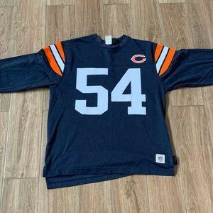 Reebok NFL Football Chicago #54 Jersey Shirt M